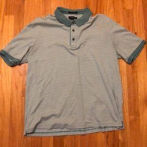 Lands End Men's Supima Short Sleeve Polo Shirt